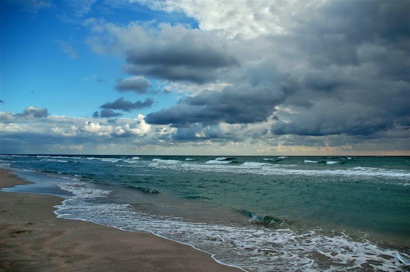 Фото моря осеннее море пейзаж