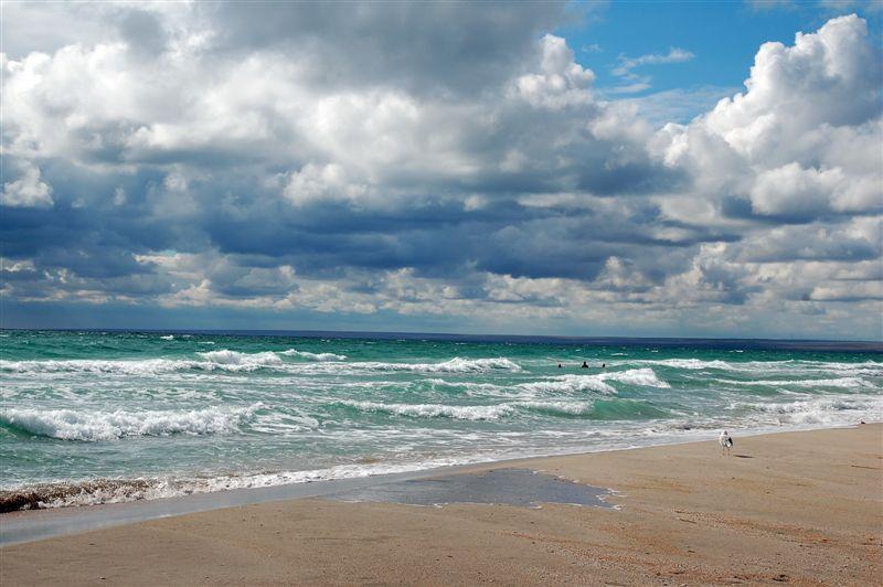 Берег моря фотографии