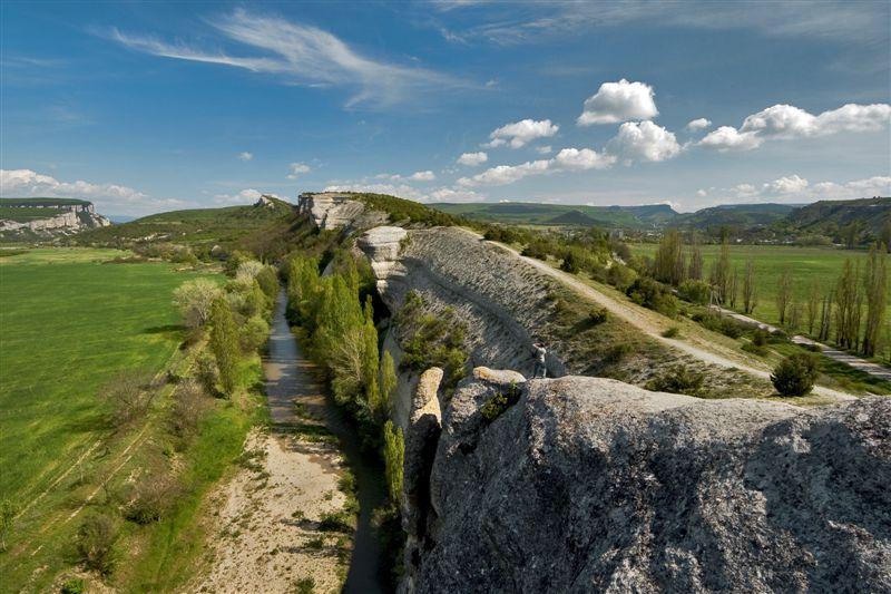 Прикольные картинки: Крымские горы из ...: donuzlav.com/photo/photki8.htm