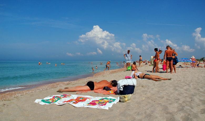 Фото жен на пляже 5